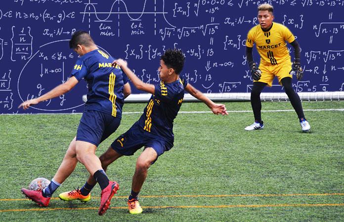 Cuando el fútbol es matemático 6f92cb716ebff